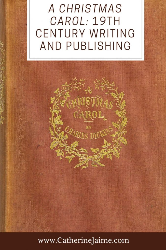 a christmas carol 19th century writing and publishing - When Was A Christmas Carol Written